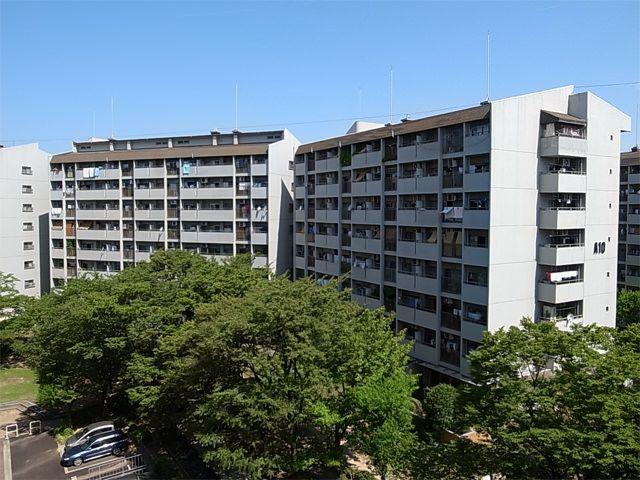 千里山田西団地の写真(No.2)