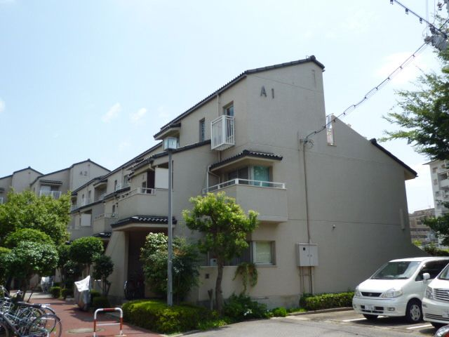 千里山田西団地の写真(No.4)