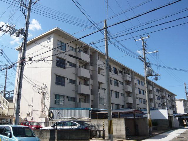 杭瀬団地の写真(No.19)
