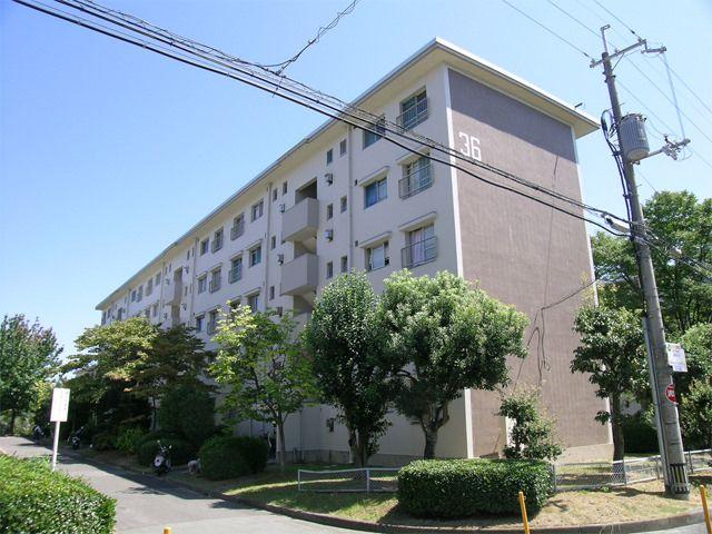 粟生団地の写真(No.5)