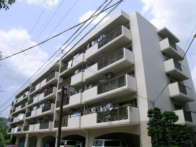 粟生団地の写真(No.14)