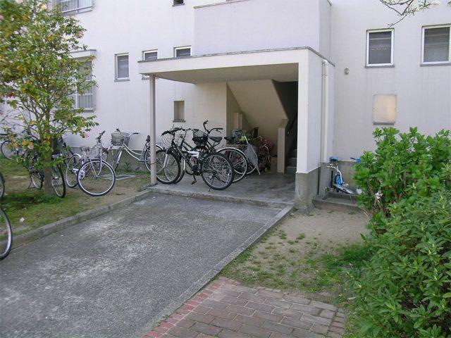 粟生団地の写真(No.6)